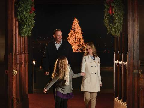Candlelight Christmas Evenings Package