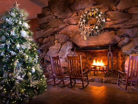 2019 Christmas in the Mountains Package