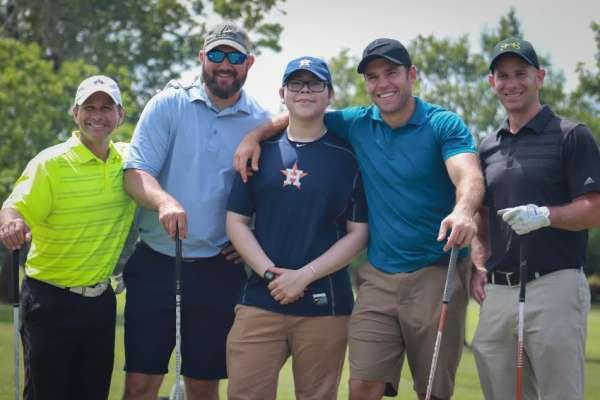 The RMHH Cup Golf Tournament benefiting Ronald McDonald House Houston