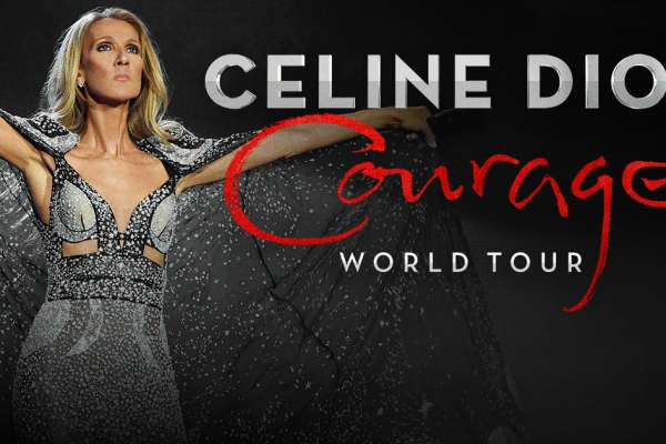 Celine Dion: Courage World Tour