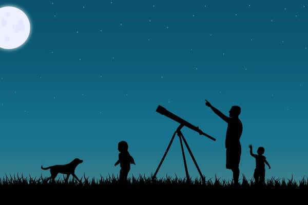 Stargazing with Houston Astronomical Society at Discovery Green
