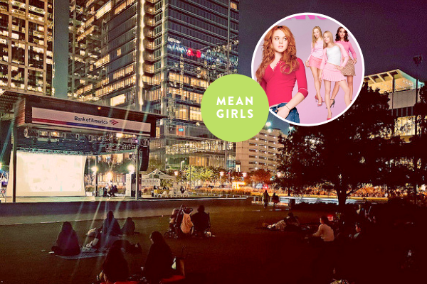 Screen on the Green: Mean Girls