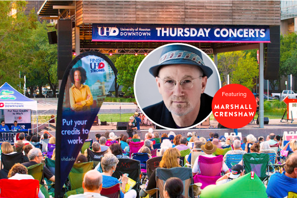 Thursday Concerts presented by University of Houston-Downtown