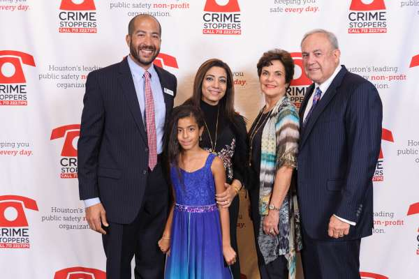 Crime Stoppers of Houston Gala