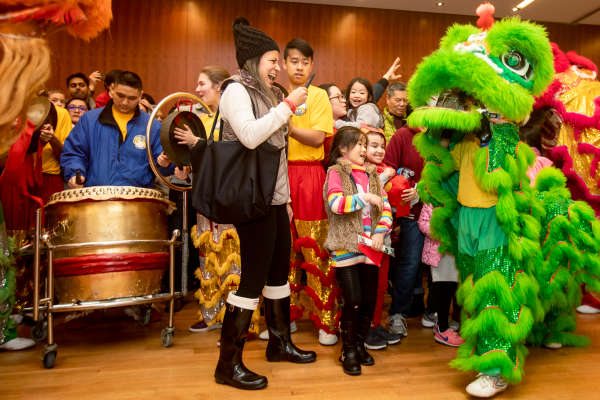 Family Day: Lunar New Year