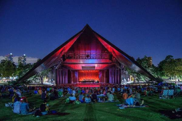 ExxonMobil Summer Symphony Nights: Star-Spangled Salute