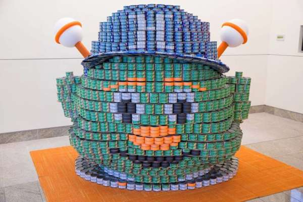 2019 Canstruction Houston