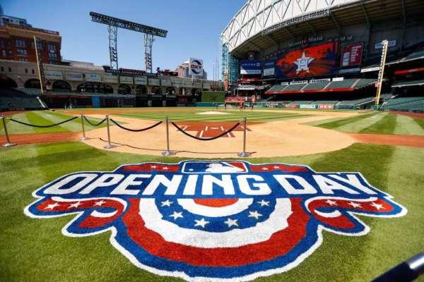 Juego Inaugural de los Astros y Fiesta Tailgate
