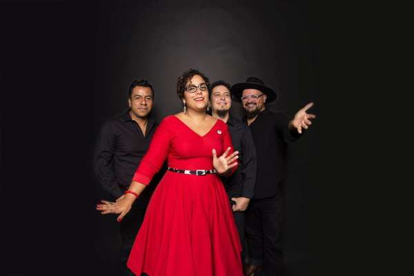 Party on the Plaza: La Santa Cecilia and Siempre Selena