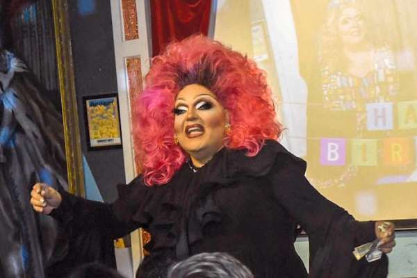 Sunday Drag Brunch at Hamburger Mary's