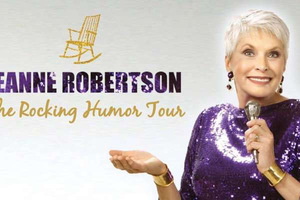 Jeanne Robertson - Rocking the Humor Tour