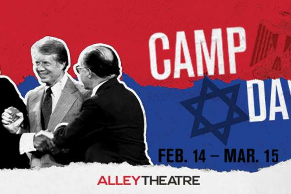 20% Off Camp David at the Alley Theatre