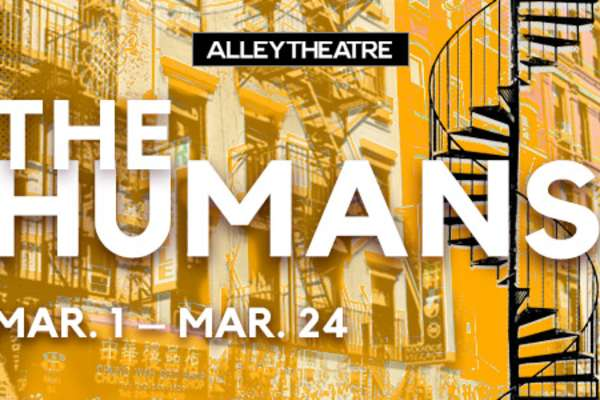 20% Off The Humans at the Alley Theatre