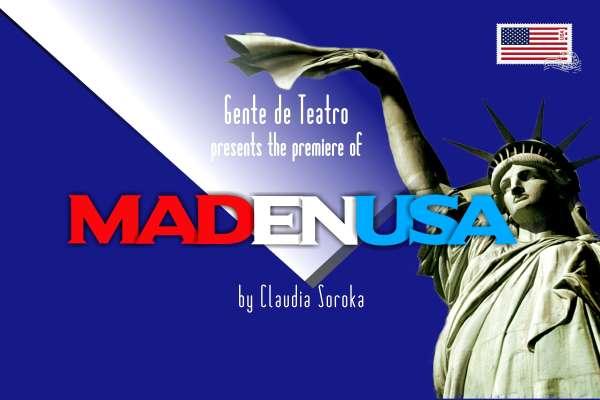 Obra de Teatro: MADENUSA de Claudia Soroka