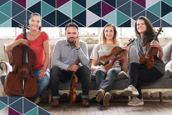 Da Camera presents Elias String Quartet: Beamish and Schumann