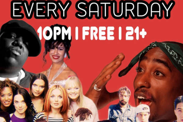 Dial Up: 90s & Y2K Dance Party