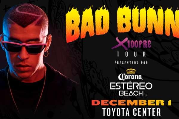 Bad Bunny: X100PRE Tour