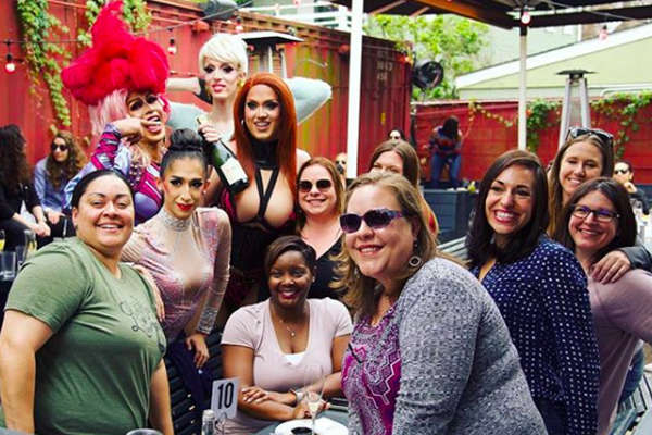 Drag Brunch at Boheme
