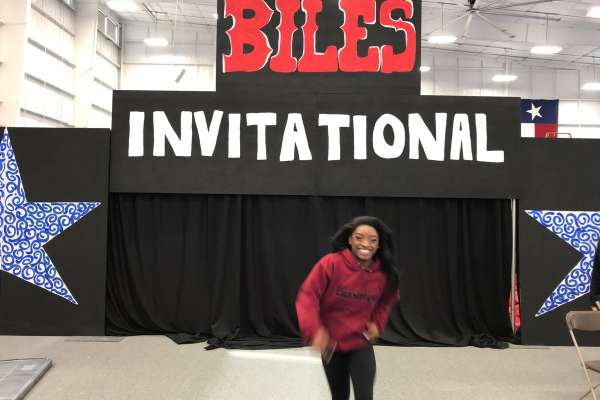 The Biles International Invitational