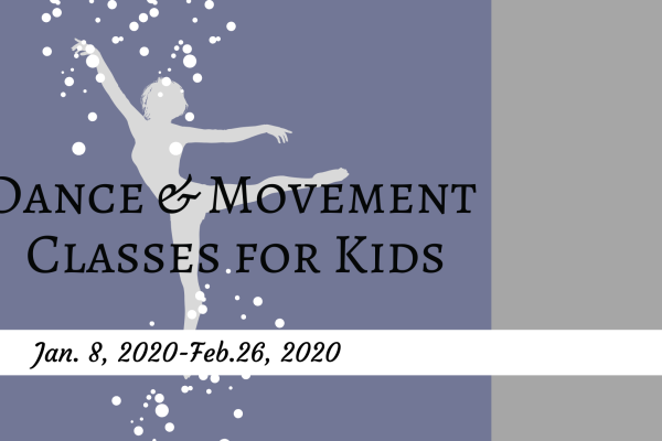 Dance & Movement Classes for Kids