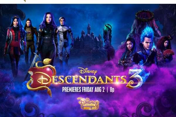 Find Your Inner Villian - Disney Descendants 3 Event