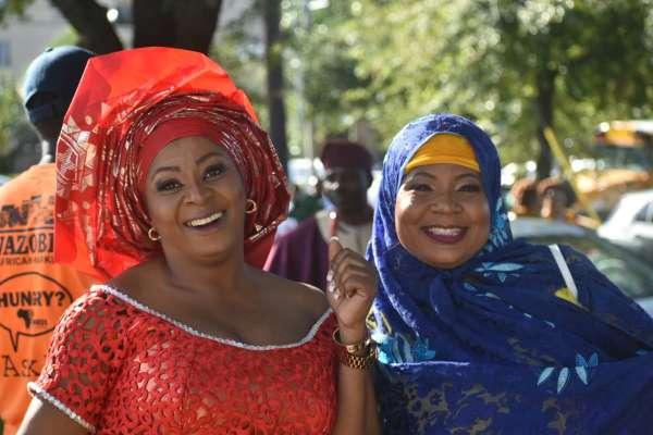 NIGERIA CULTURAL PARADE & FESTIVAL