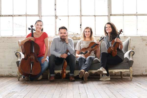 Da Camera presents Elias String Quartet: Purcell, Britten, Schubert