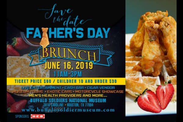 Father's Day Brunch 2019