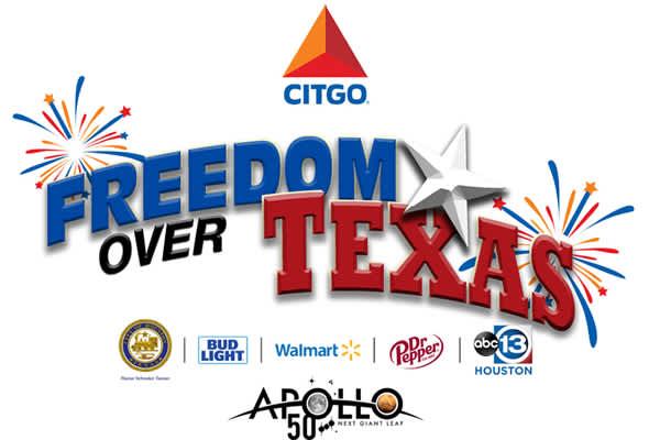 Citgo Freedom Over Texas 2019