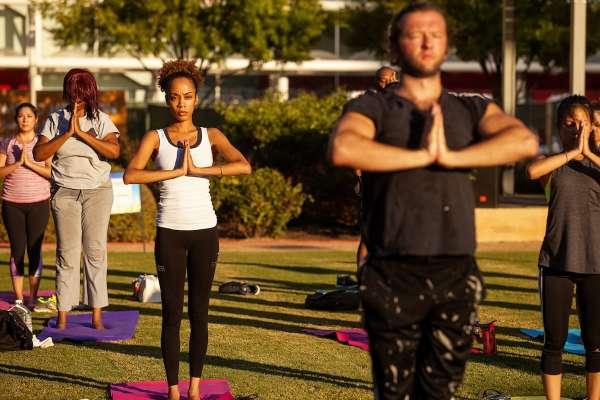 Heartfulness Meditation at Discovery Green
