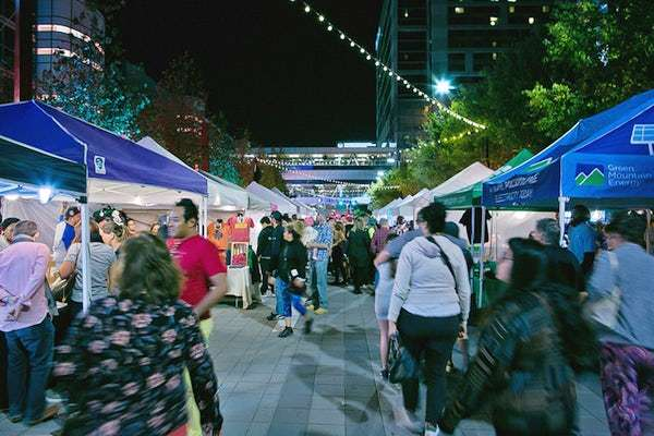 Flea by Night presented by Green Mountain Energy®