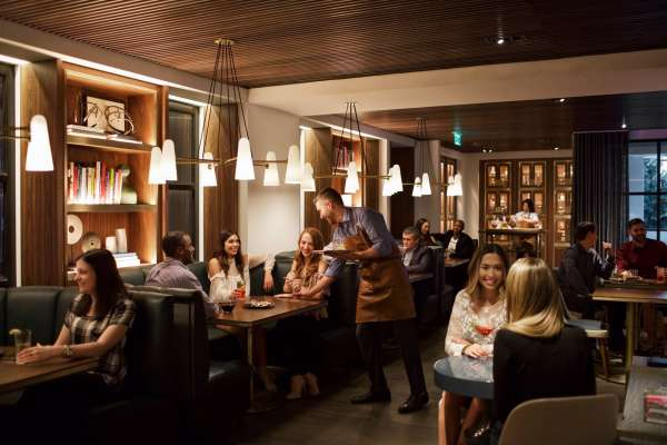 Four Seasons- Dine like an Astronaut at Bayou & Bottle and Quattro