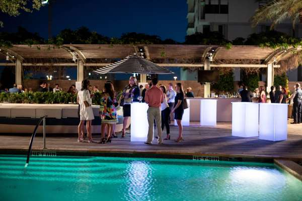 Full Moon Party at Four Seasons Hotel