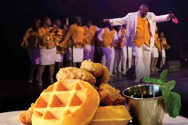 World Famous Gospel Brunch at House of Blues