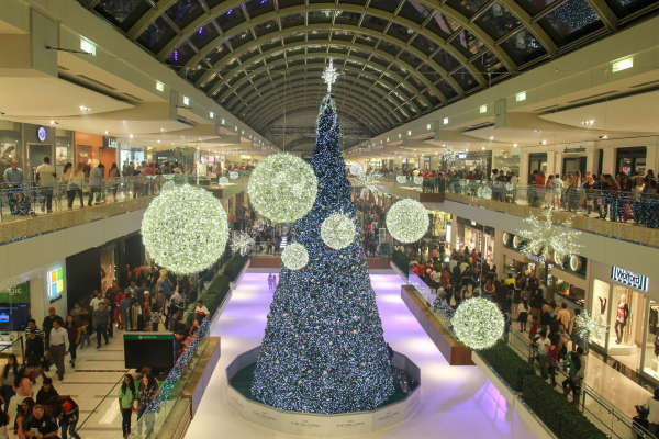 31st Annual Tree Lighting @ The Galleria