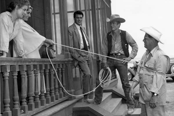 Noon Lecture-Giant: The Making of a Legendary American Film