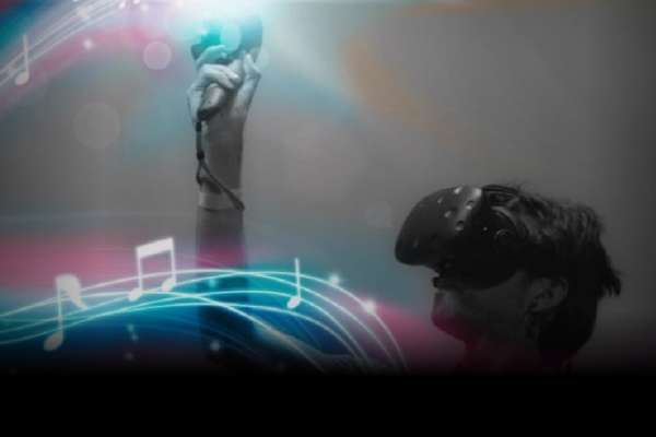 Virtual Reality in Concert: Music Illustrated