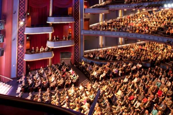 Broadway at the Hobby Center