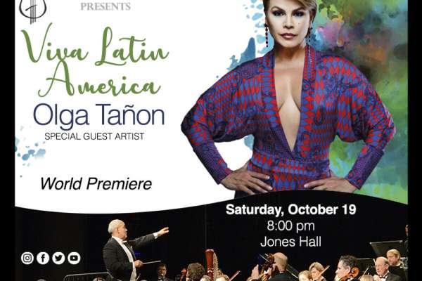 Viva Latin America featuring Olga Tañon