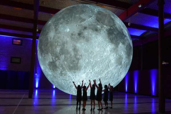 50th anniversary Moon lecture with Dr. David Kring