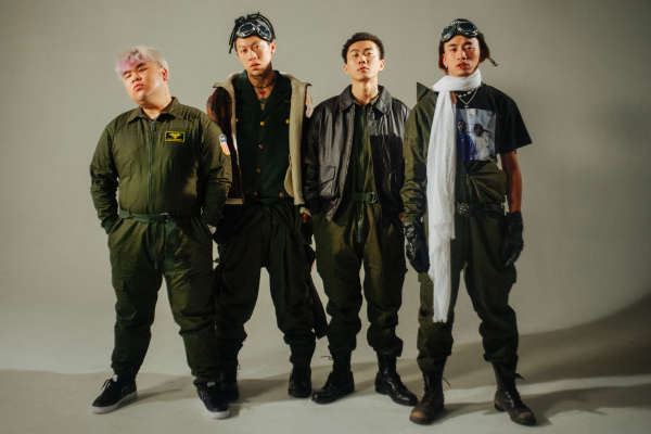 Higher Brothers World Tour