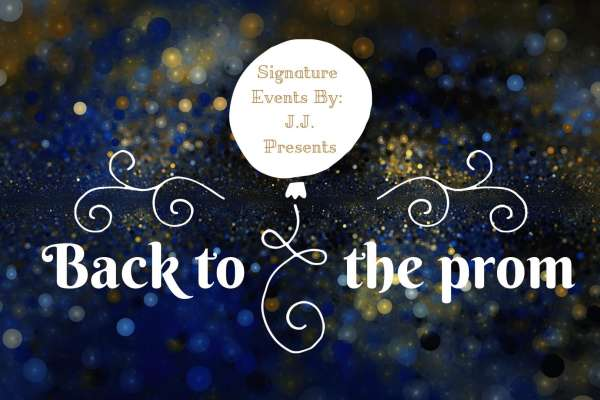 Back to The Prom: Adult Edition