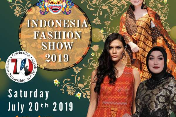 Indonesia Fashion Show 2019