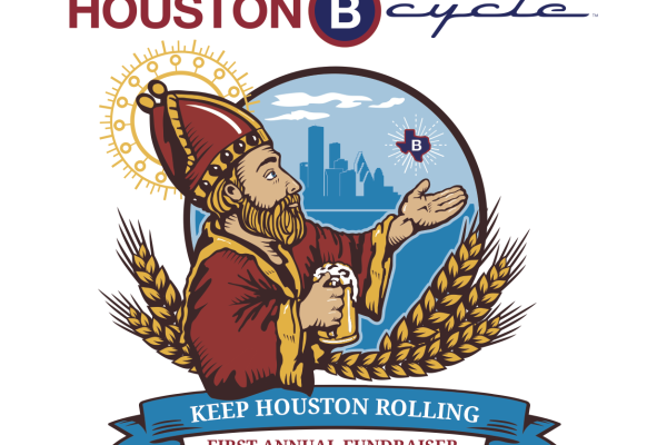 Keep Houston Rolling: A BCycle Fundraiser