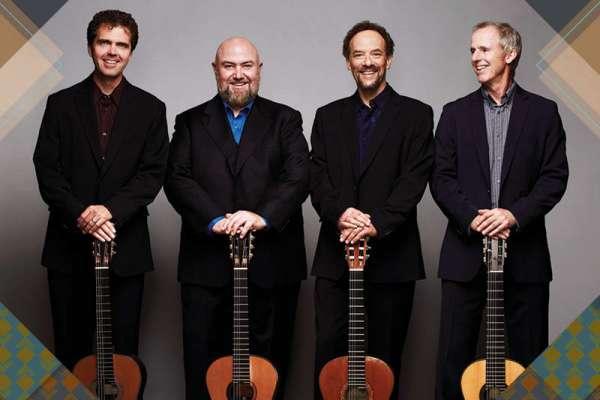 American Mavericks: Los Angeles Guitar Quartet