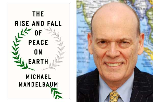 Breakfast and Conversation with Dr. Michael Mandelbaum: The Rise and Fall of Peace on Earth