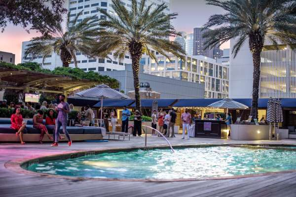 Summer Music Series at Four Seasons Hotel Houston