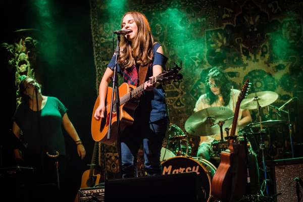 Marcy Grace Band at Firehouse