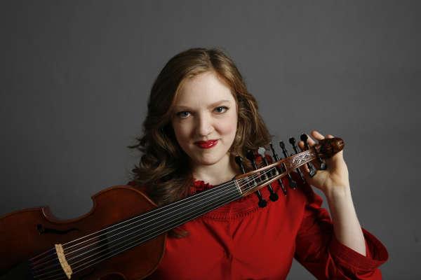 Mercury presents Love & War: Baroque Style with Rachel Barton Pine
