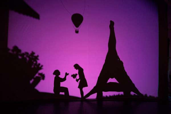 Pilobolus – Shadowland: The New Adventure